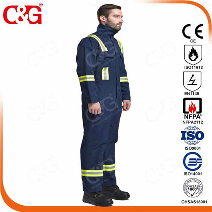flame resistant outerwear brunei
