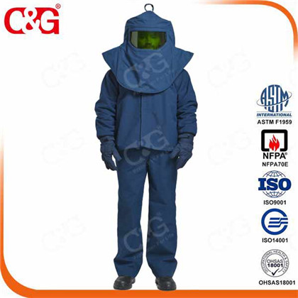 fire resistant welding clothing in georgia