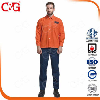 fire resistant clothing materials kenya