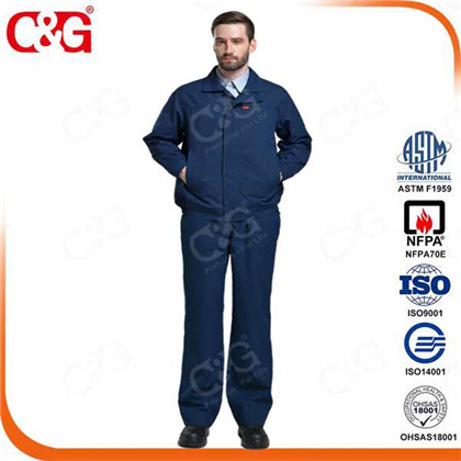 34flame resistant and arc flash pants